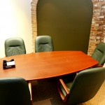 Conference room of the St-Gabriel Business Center
