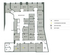 floorplan EN 300x224 Old Montreal Office Rental
