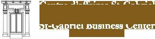 logo Centre d'affaires St Gabriel