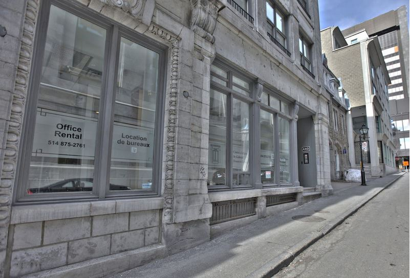 1 Great area to rent an office   Old Montreal