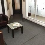 Salle d'attente du bureau St-Gabriel