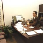 Un bureau du centre d'affaires St-Gabriel