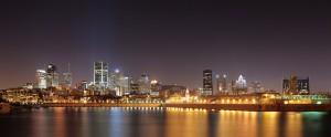 mtl night skyline 300x124 Montréal la nuit